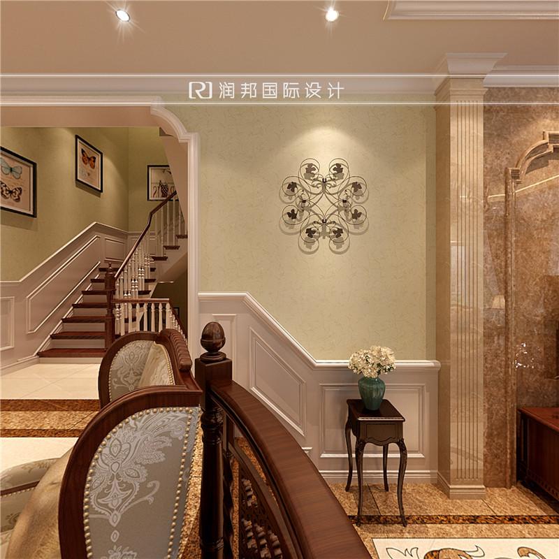罗托鲁拉别墅住宅美式风格护墙板图片